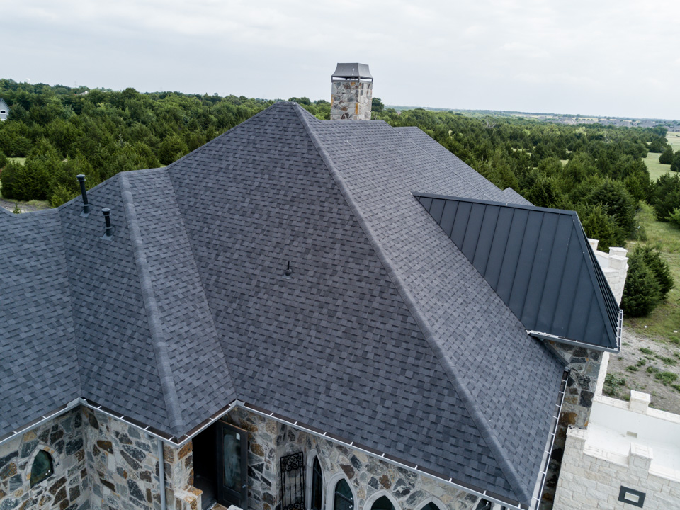 Residential Roof | Irongate Roofing | info@irongateroofing.com