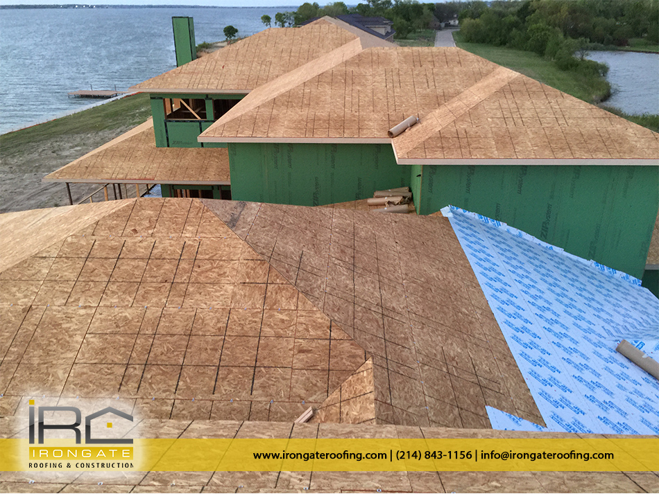 Boral Tile Roof Project
