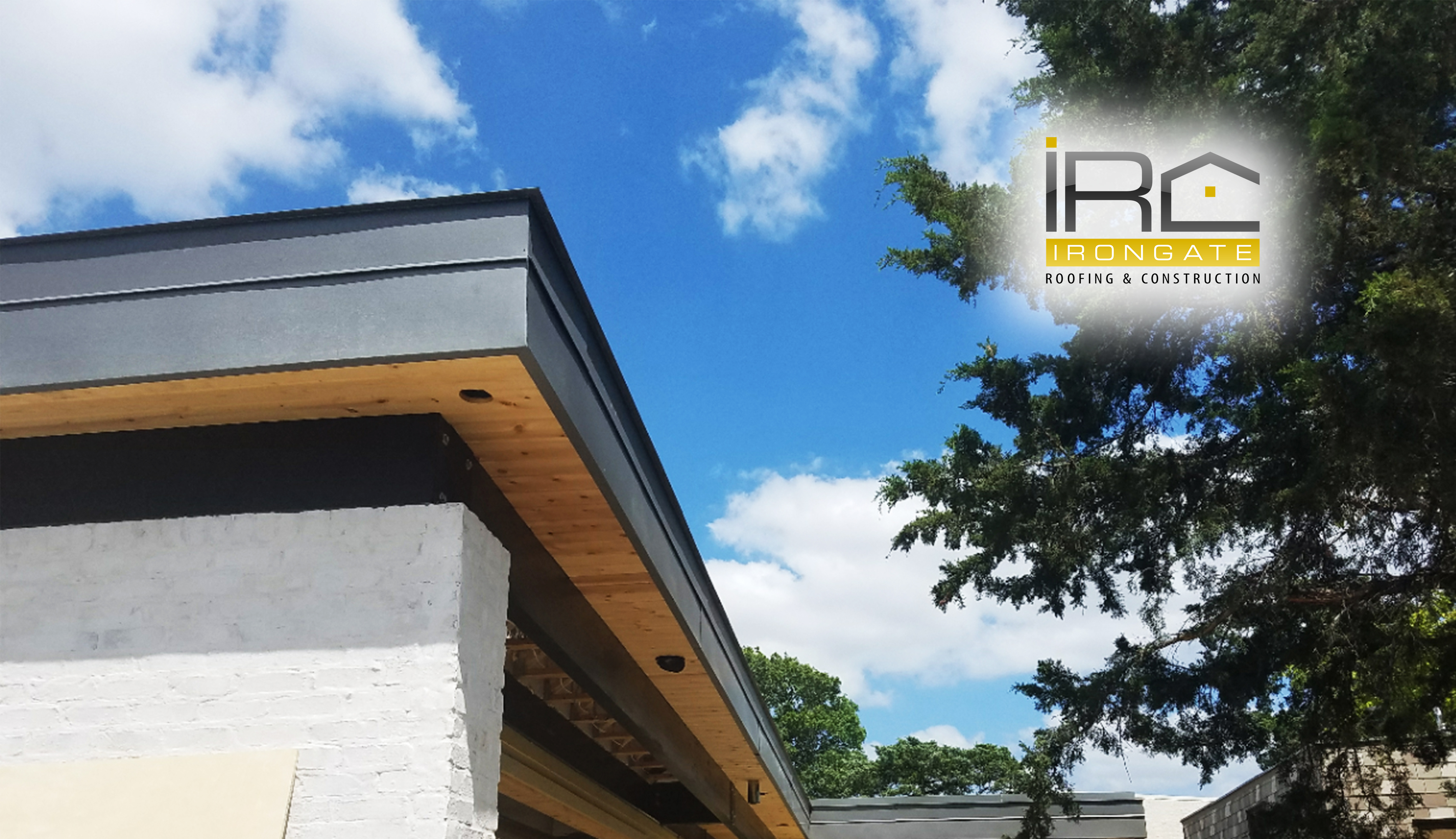 irongate roofing company