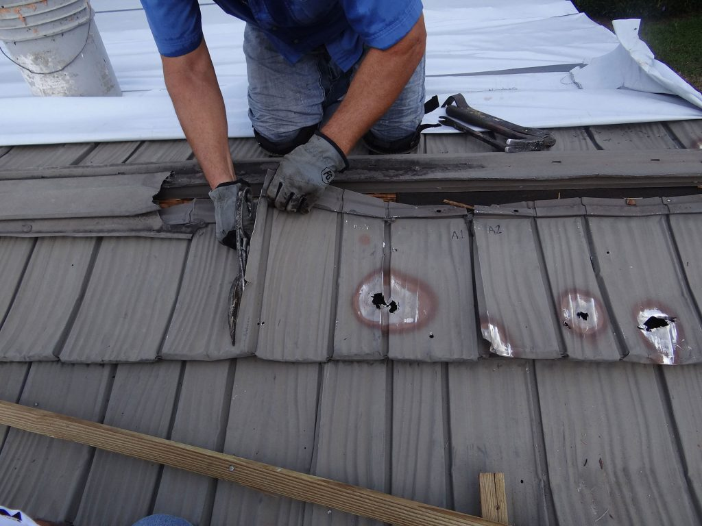 Hail Damage Repair Rockwall Texas Roofing Irongate
