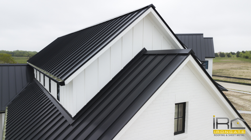 Standing Seam Roof | Rockwall Roofing Specialist