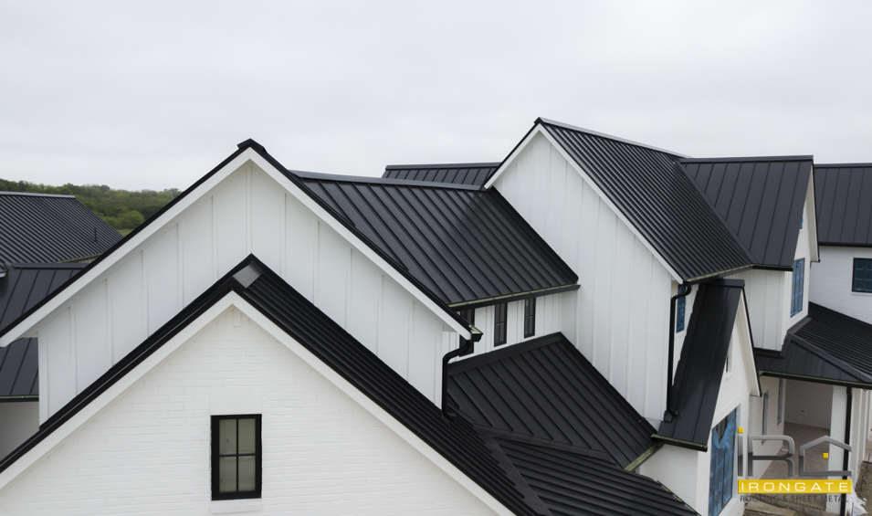 DFW Standing Seam Roof | Rockwall Roofing Specialist | Texas Roofers