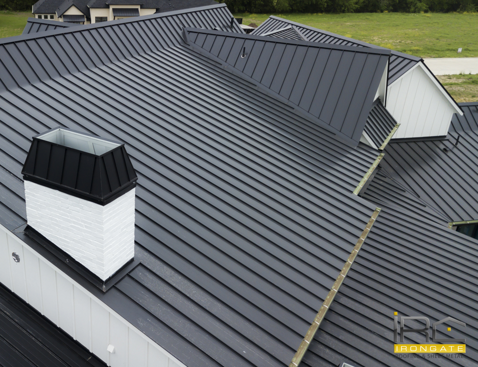 DFW Standing Seam Roof | Rockwall Roofing Specialist